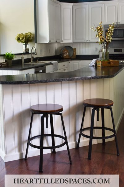DIY, Kitchen-Makeover-on-a-Budget, Inexpensive Kitchen Update