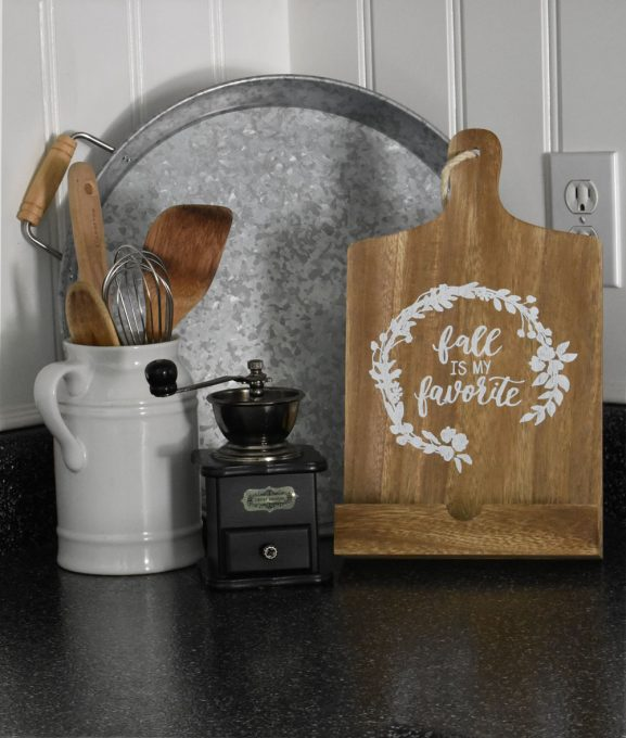Fall Home Decor, Fall Kitchen Decor, Farmhouse Kitchen Decor