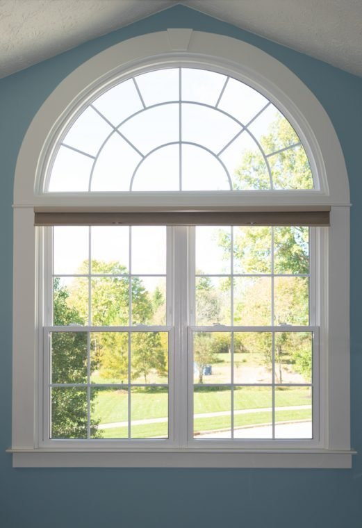 Half Round Window Trim