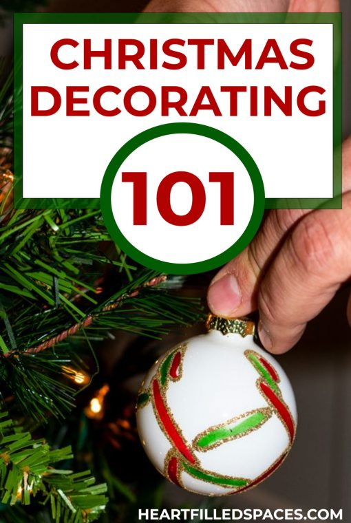 Tips, Ideas and useful products to decorate the inside of your house for Christmas.