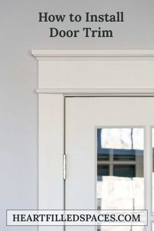 How To Install Craftsman Style Door Casings On French Doors