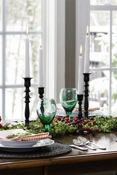 What comes to mind when you think of Farmhouse Table Decor? For me, it's memories of home and cherished conversations with friends and family. Join me as I share some of my favorite ideas for styling a charming and comfortable dining table.
