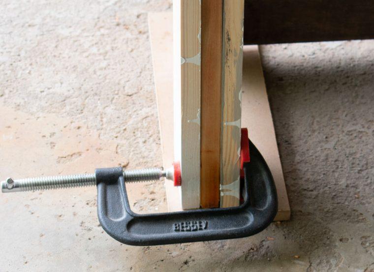 How to fix and glue broken veneer.