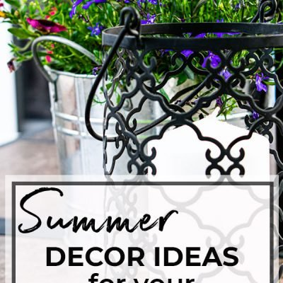 Budget Friendly Ideas for Summer Deck Decorating