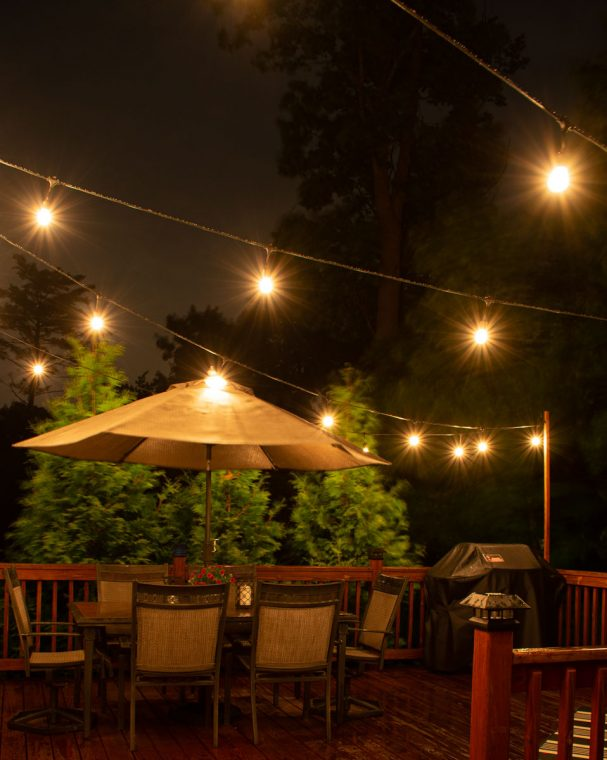 Outdoor Deck Lights