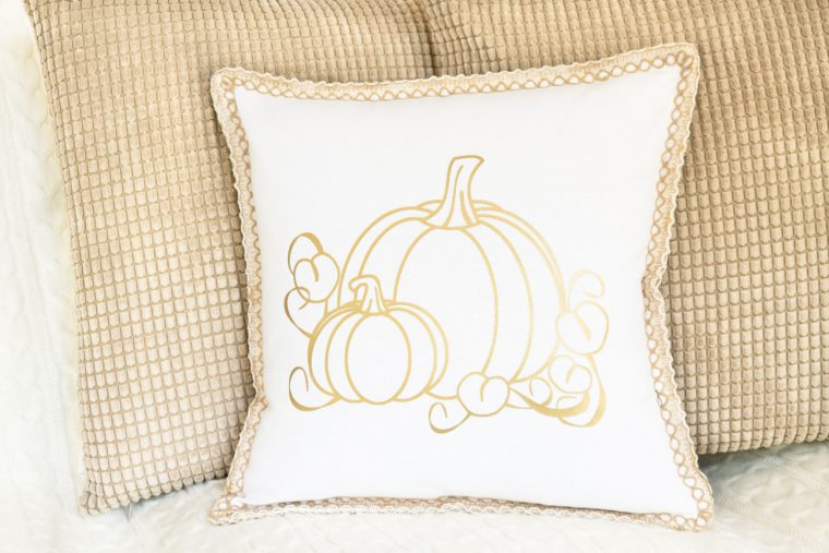 DIY Fall Pillows