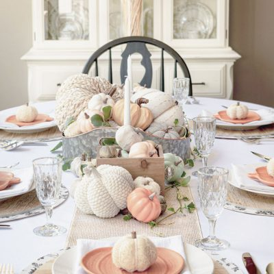 Thanksgiving Table Decor: DIY Ideas & Budget Tips