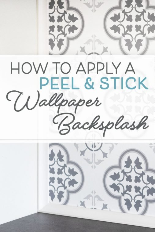 Answering questions and sharing tips for how to apply peel & stick removable wallpaper.