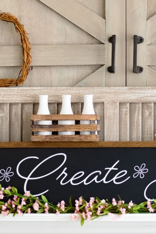 How to make a DIY double sided sign from wood.