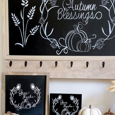 How To Make Stencils With Your Cricut or Cameo